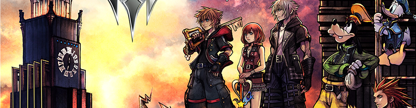 Annunciato Re:Mind, DLC di Kingdom Hearts III