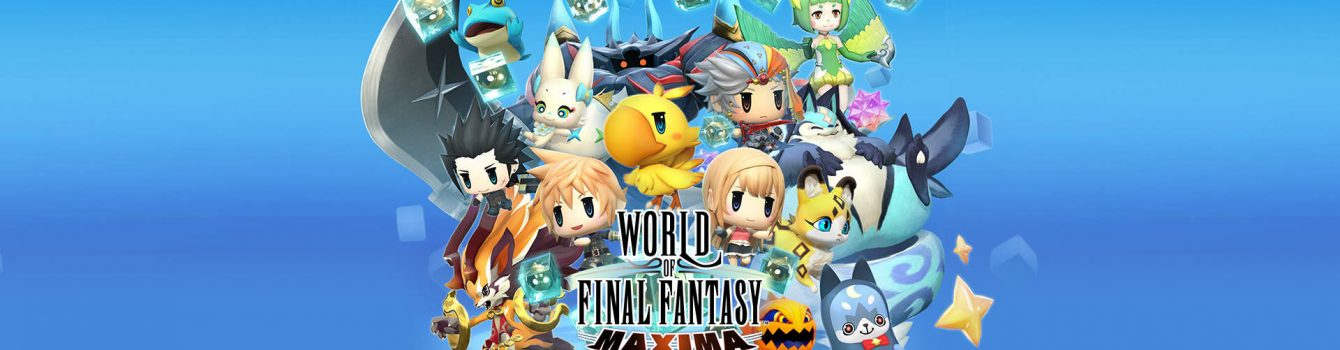 Square Enix ha annunciato World of Final Fantasy Maxima