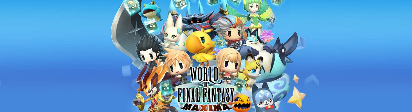 Square Enix ha annunciato World of Final Fantasy Maxima