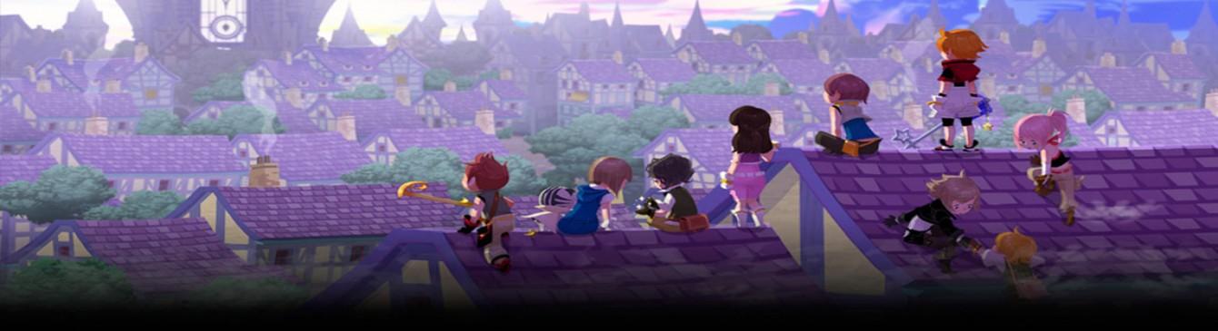 Minigiochi di Kingdom Hearts 3 in anteprima su Union χ