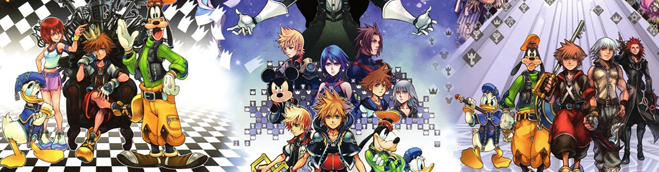 Annunciata la raccolta Kingdom Hearts – The Story so far