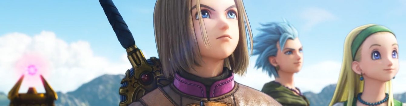 Dragon Quest XI S approderà su Nintendo Switch durante l'autunno