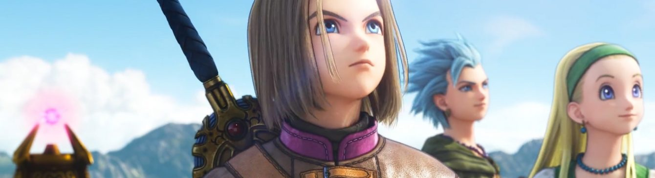 Dragon Quest XI: Echoes of an Elusive Age in Europa nel 2018