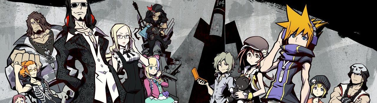 The World Ends with You -Final Remix- ~ Make a change with your own hands