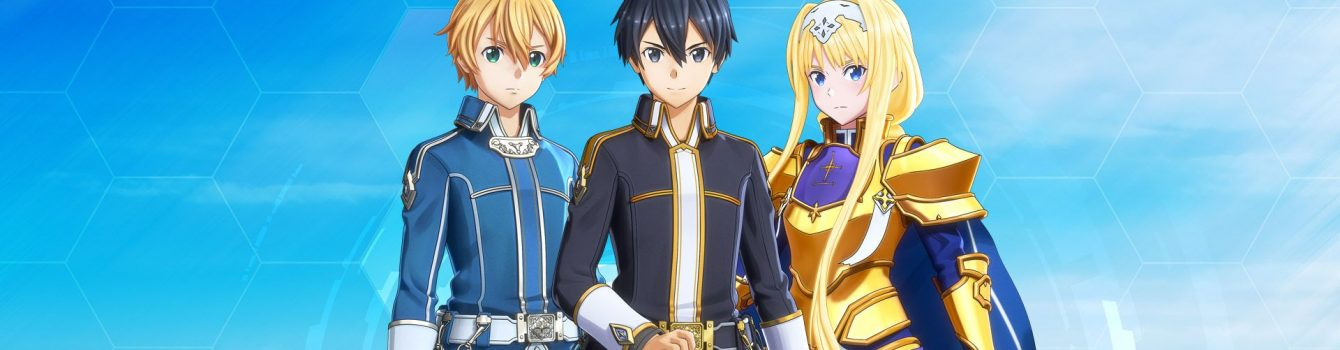 Annunciato Sword Art Online: Alicization Lycoris