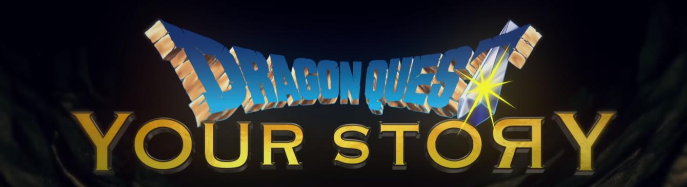 Rilasciato il primo trailer di Dragon Quest: Your story