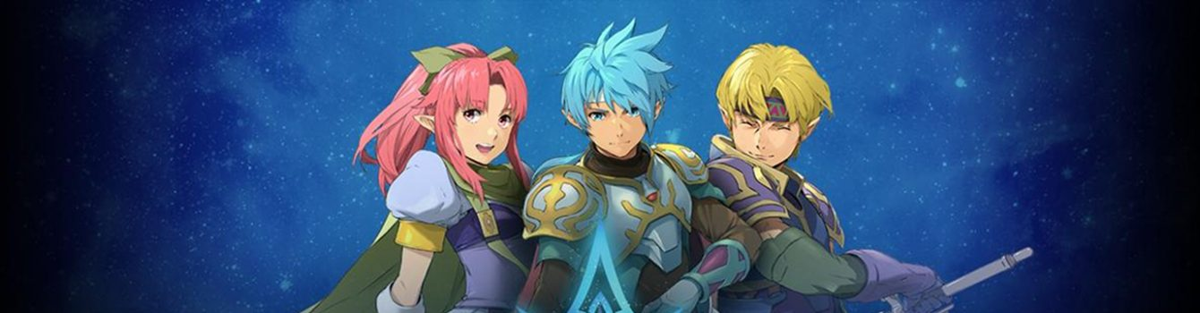 Star Ocean First Departure R: il cast si presenta con nuovi Artwork