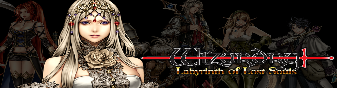 Wizardry: Labyrinth of Lost Souls per PC ha una data d'uscita!