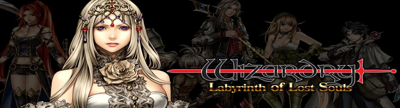 Wizardry: Labyrinth of Lost Souls arriva su PC alla fine di maggio