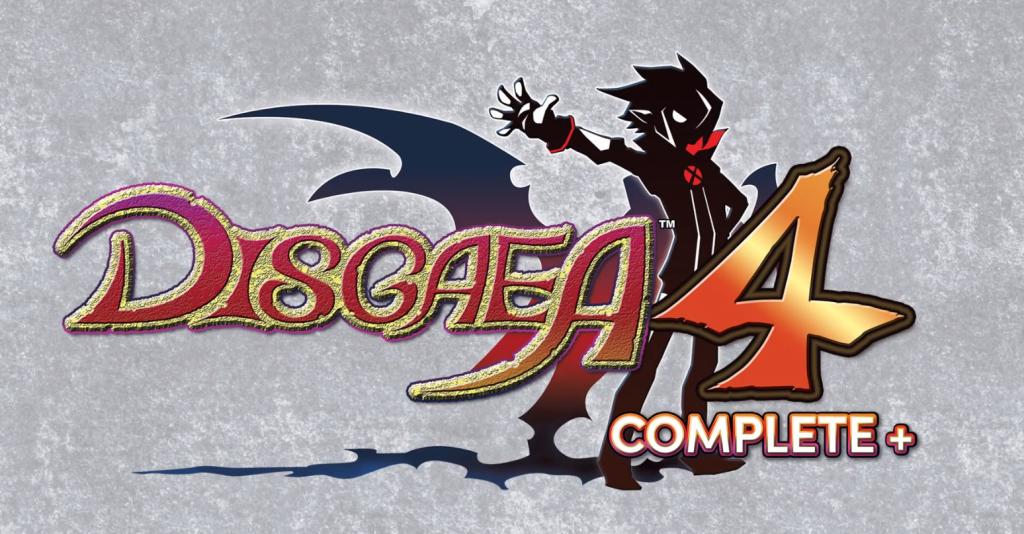 Disgaea 4 Complete + header