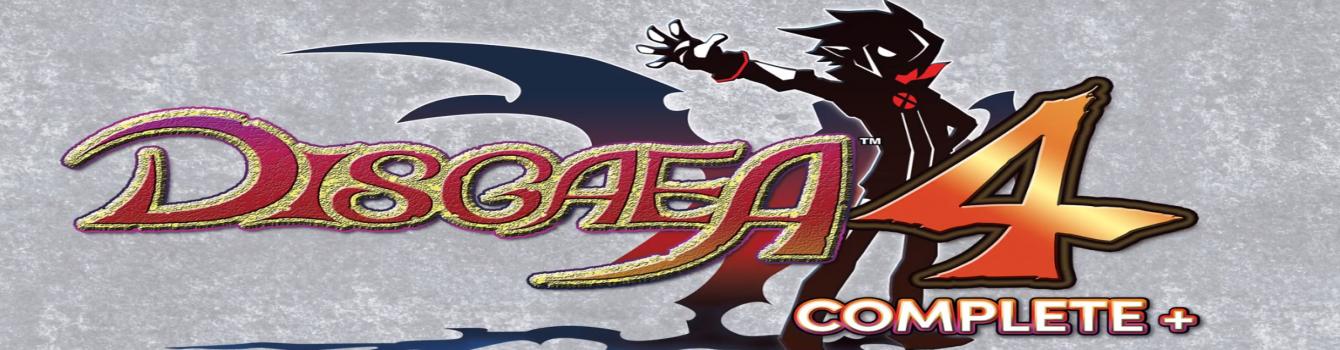 Disgaea 4 Complete + arriverà su PC!