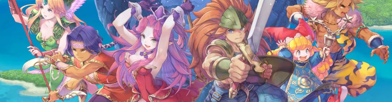 Disponibile da oggi la demo di Trials of Mana!