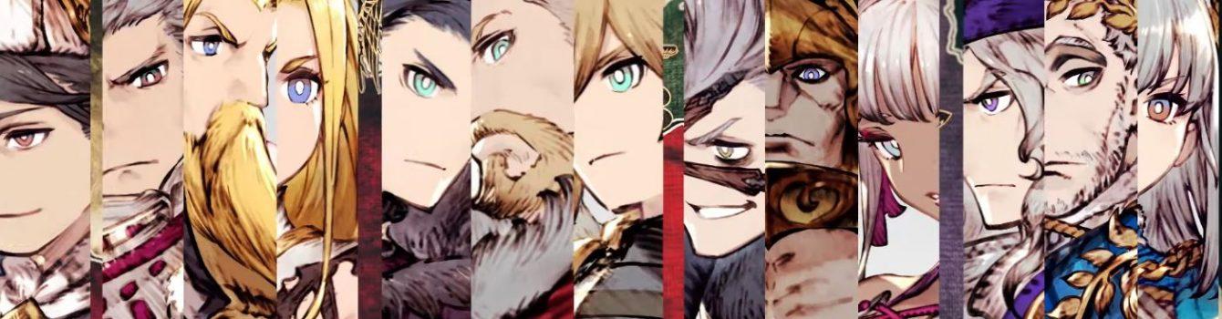 Annunciato War of the Visions: Final Fantasy Brave Exvius, RPG tattico ambientato nell'universo di Brave Exvious