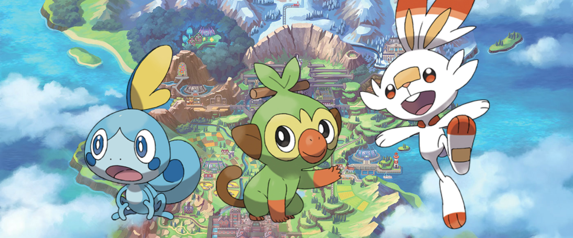 Data di uscita per Pokémon Spada e Scudo!