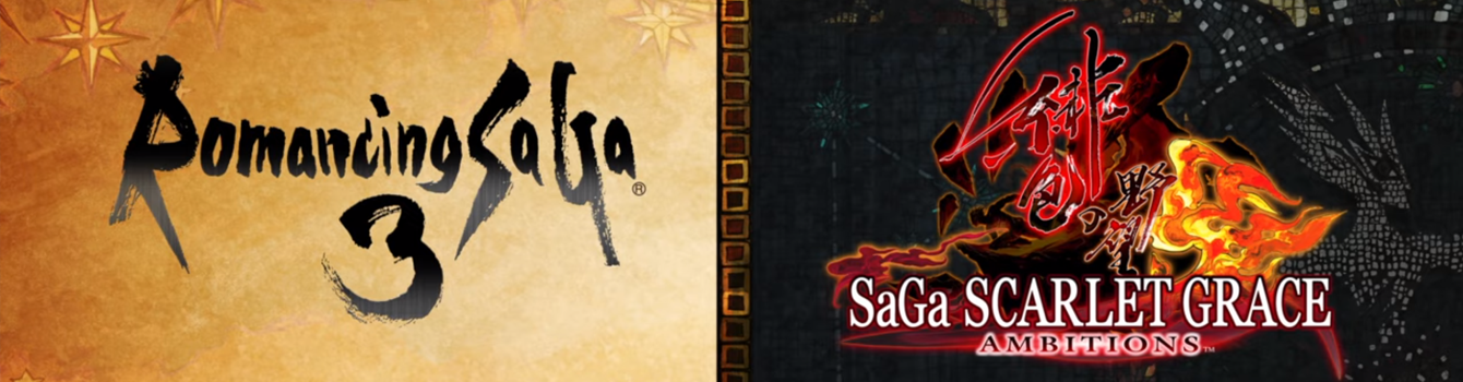 SaGa Scarlet Grace: Ambitions e la remaster di Romancing SaGa 3 in arrivo per l'Occidente
