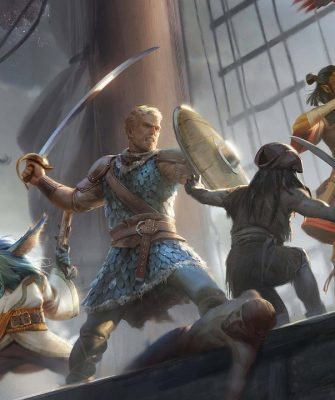 Annunciato Pillars of Eternity II: Deadfire Ultimate Edition