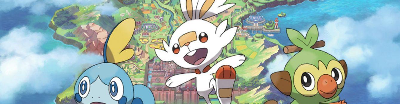 Annunciata la data d'uscita de L'isola Solitaria dell'Armatura, il primo DLC di Pokémon Spada e Scudo!