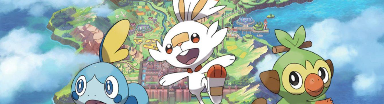 Pokémon Spada e Scudo: Svelate le forme di Galar, nuovi rivali e il Poké Job