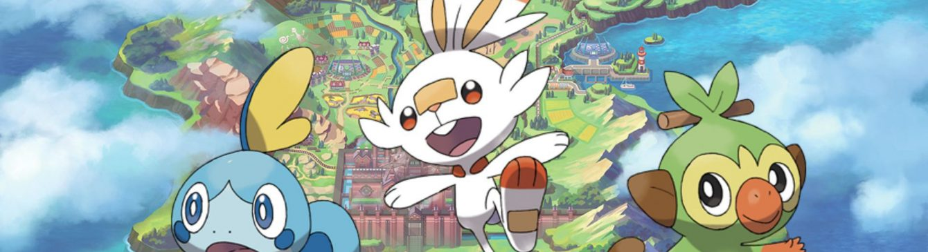 Pokèmon Spada e Pokémon Scudo annunciati per Nintendo Switch!