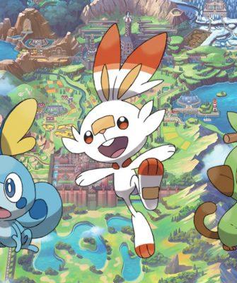Nuove informazioni su L'Isola Solitaria dell'Armatura, il primo DLC di Pokémon Spada e Scudo!