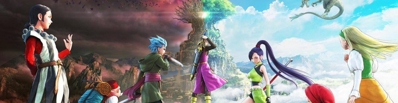 Dragon Quest XI ~ La leggenda del Lucente