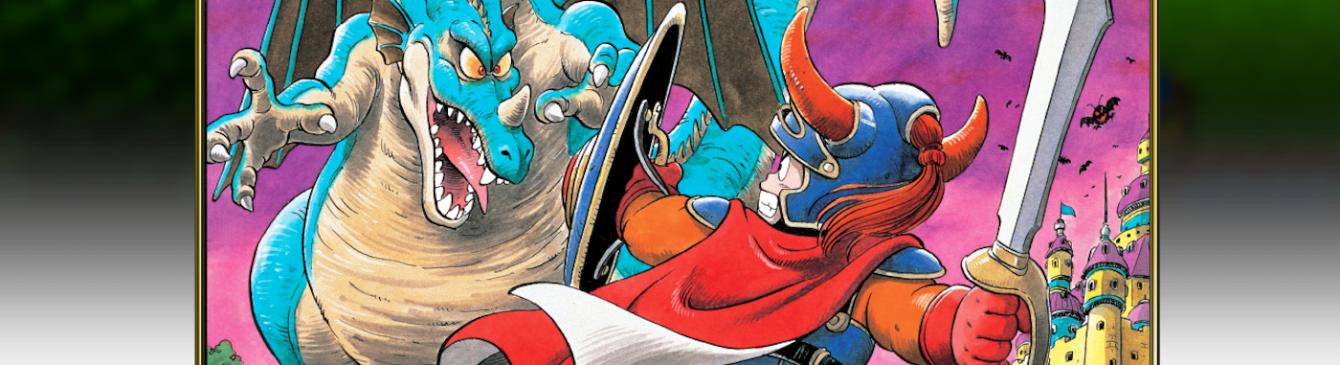 I primi tre capitoli di Dragon Quest arriveranno in Occidente su Nintendo Switch!