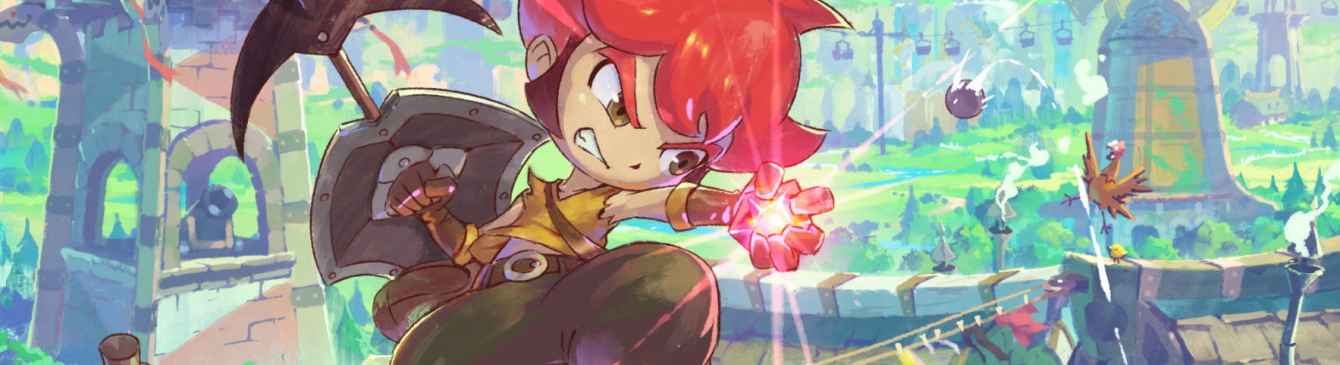 Little Town Hero, il nuovo RPG di Game Freak, ha una data d'uscita