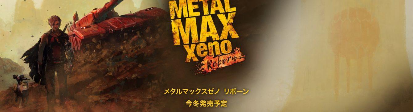 Kadokawa Games: annunciati tre nuovi progetti per la serie Metal Max