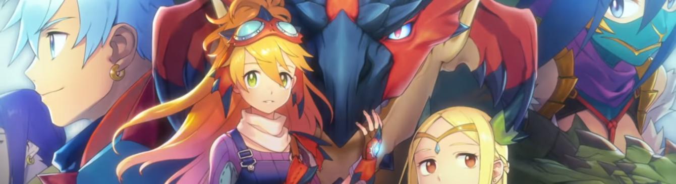 Monster Hunter Riders annunciato in Giappone per iOS e Android