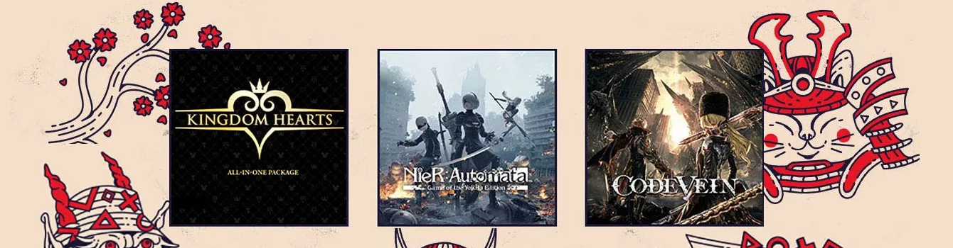Sconti A tutto Giappone sul Playstation Store