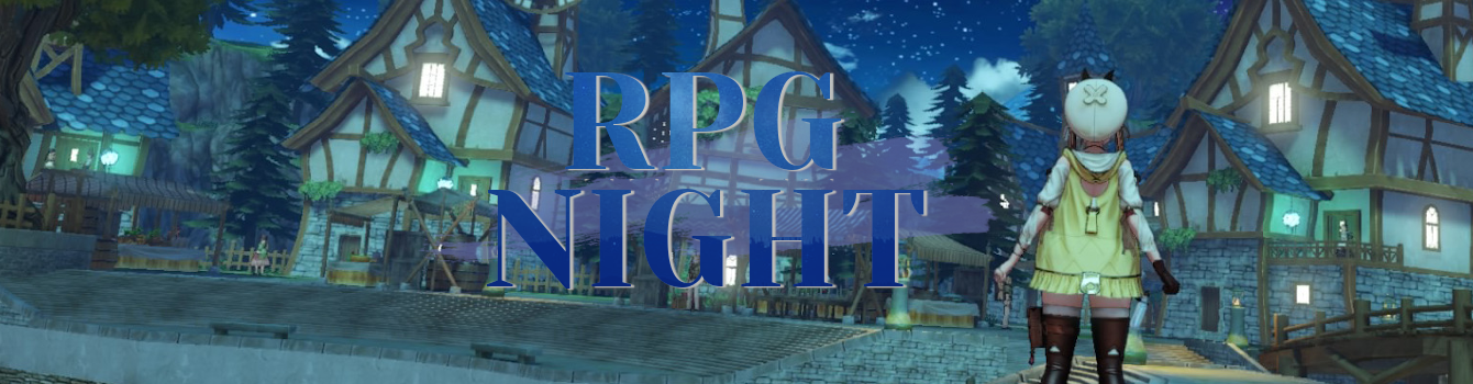 PaQ Anniversary Event ✰ RPG Night 2020