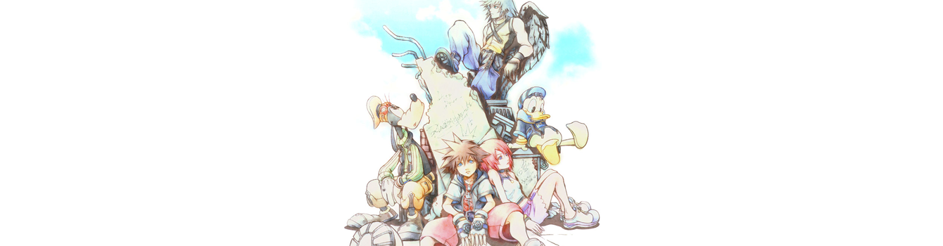 Kingdom Hearts ~ Dive into the Heart