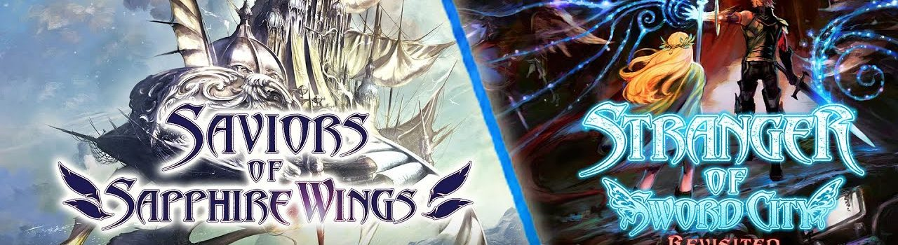 Saviors of Sapphire Wings e Stranger of Sword City Revisited arriveranno a marzo!