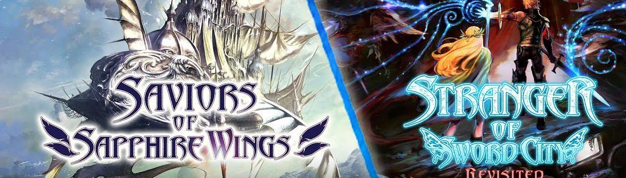 Saviors of Sapphire Wings e Stranger of Sword City Revisited arriveranno a marzo!