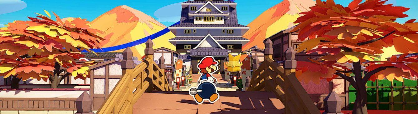 Paper Mario: The Origami King ~ Le Mille e una piega