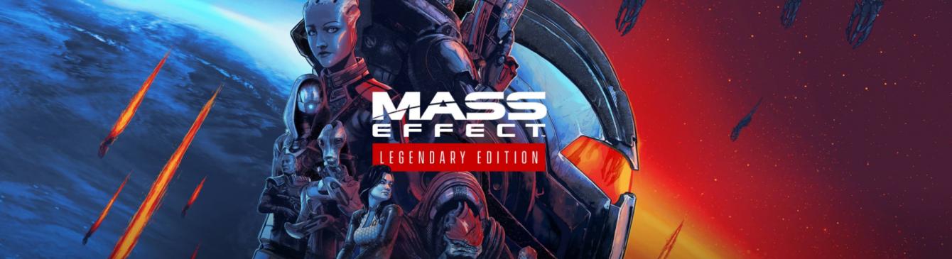 Annunciata la data d'uscita di Mass Effect Legendary Edition!