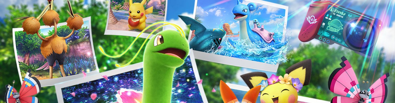 New Pokémon Snap ha una data d'uscita