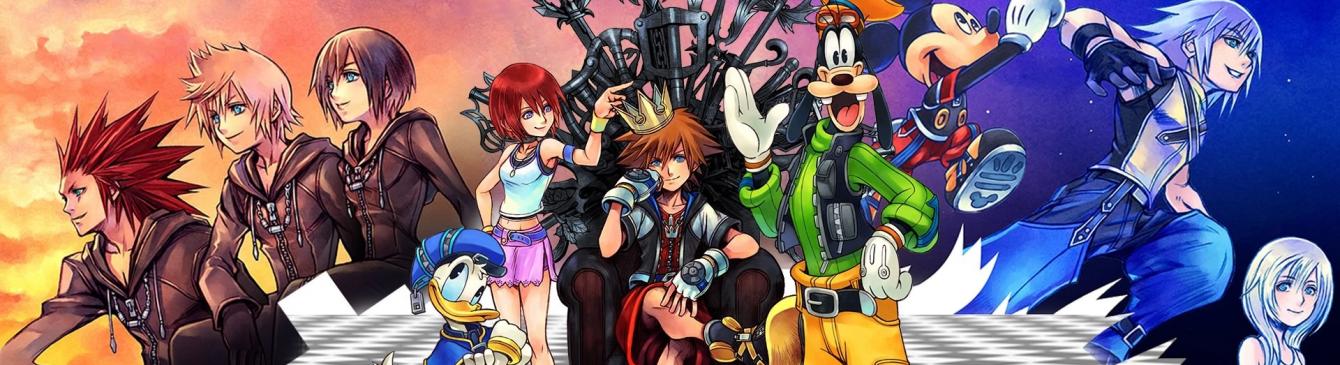 Kingdom Hearts fa il suo debutto su PC tramite Epic Games Store!