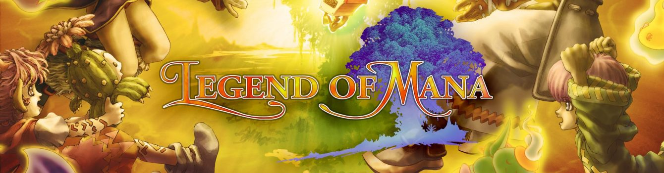 Legend of Mana arriva quest'estate!