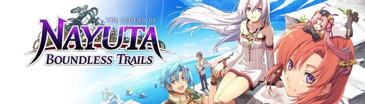 The Legend of Nayuta: Boundless Trails giungerà in Europa!