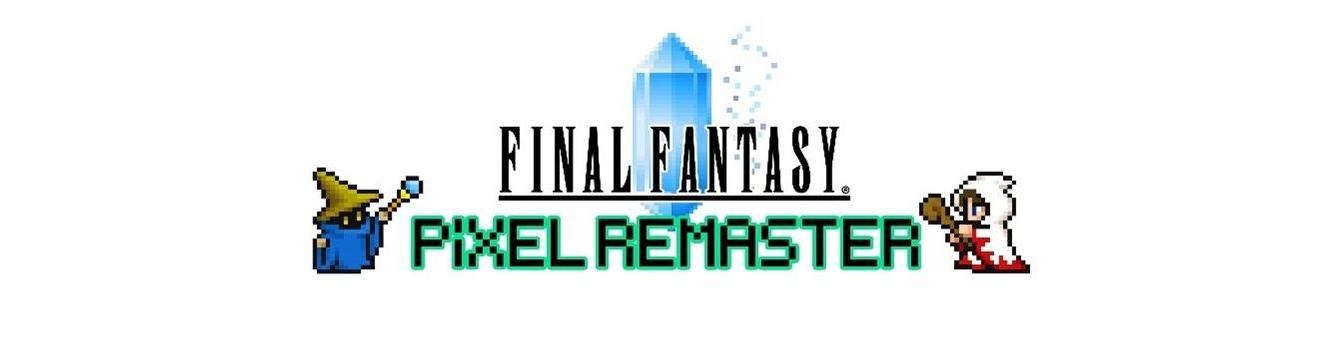 Annunciato Final Fantasy Pixel Remaster!
