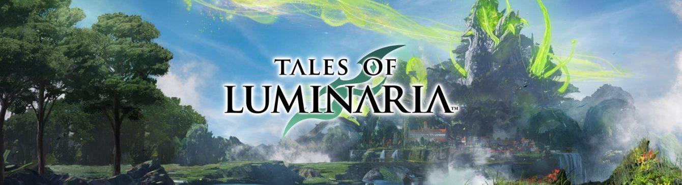 Annunciato Tales of Luminaria per Android e iOS!