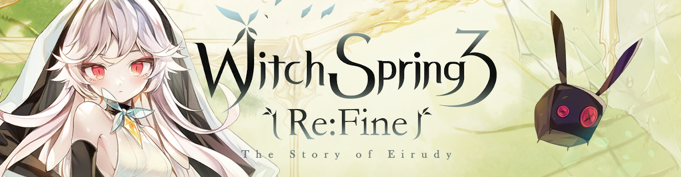 WitchSpring3 Re:Fine – The Story of Eirudy arriva questo mese in Occidente