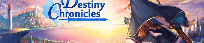 Destiny Chronicles Header